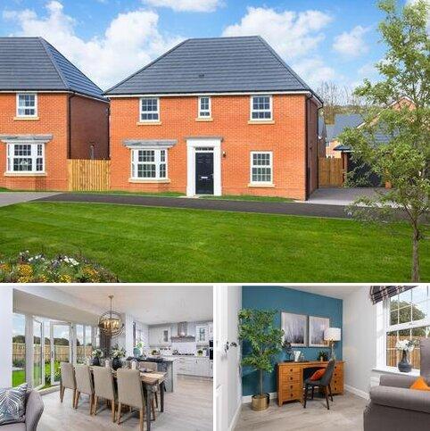 4 bedroom detached house for sale - Plot 206, Bradgate at Hesslewood Park, Jenny Brough Lane, Hessle, HESSLE HU13