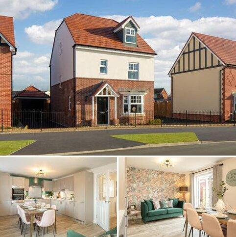 4 bedroom detached house for sale - Plot 63, Stambridge at High Elms Park, Lower Road, Hullbridge, HOCKLEY SS5
