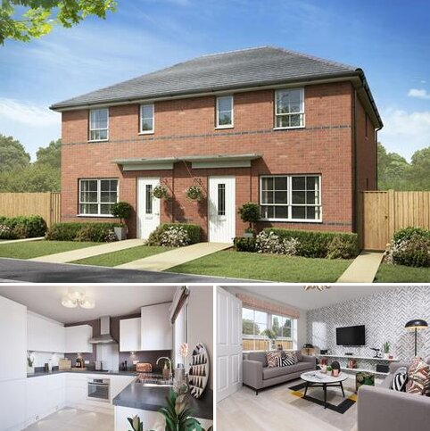 3 bedroom end of terrace house for sale - Plot 3, Ellerton at Fradley Manor, Hay End Lane, Lichfield, LICHFIELD WS13