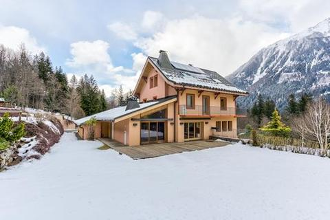 8 bedroom chalet - Chamonix-Mont-Blanc, Haute-Savoie, Rhône-Alpes