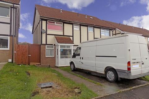 3 bedroom semi-detached house for sale - Lavender Court, Brackla , Bridgend . CF31 2ND