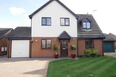 3 bedroom detached house for sale - Drewton Court, Howden