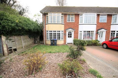 3 bedroom end of terrace house for sale - Mash Barn Lane, Lancing