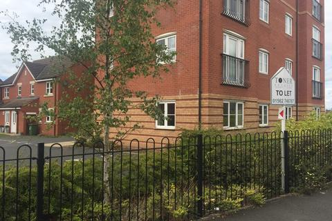 1 bedroom apartment to rent - 29 Ray Mercer Way, Kidderminster