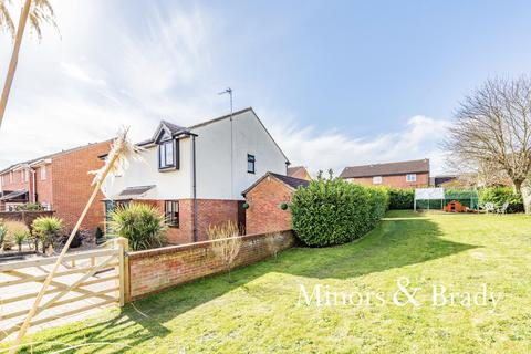 2 bedroom semi-detached house for sale - Norman Close, Scarning