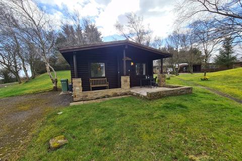 1 bedroom log cabin for sale - Alwinton Lodge, Fram Park, Longframlington