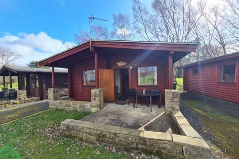 1 bedroom log cabin for sale - The Ingram Lodge, Fram Park, Longframlington