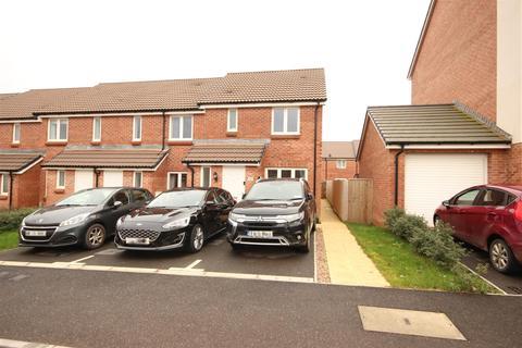 3 bedroom end of terrace house for sale - Sweet Chestnut, Cranbrook, Exeter