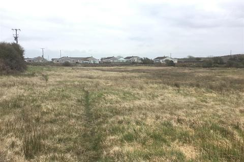 Land for sale - Off South Stack Road, Llaingoch, Holyhead