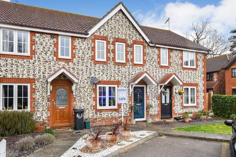 2 bedroom terraced house for sale - Kingston Chase, Heybridge, Maldon, CM9