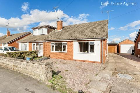 2 bedroom semi-detached bungalow for sale - Roseacre Lane, Blythe Bridge,