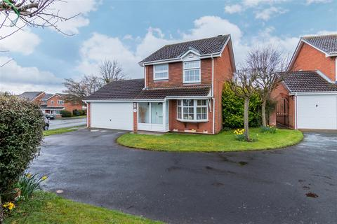 3 bedroom detached house for sale - Baneberry Drive, Featherstone,