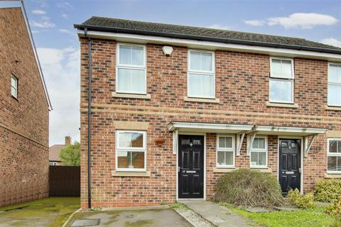 2 bedroom semi-detached house for sale - Smedley Close, Aspley, Nottinghamshire, NG8 5BZ