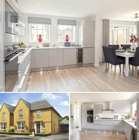 4 bedroom detached house for sale - Plot 33, Shenton Special at Lavendon Fields, Soames Close, Lavendon, OLNEY MK46