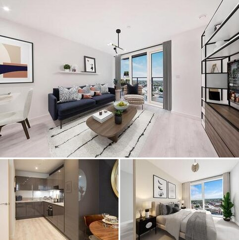 1 bedroom apartment for sale - Plot 227, Kempton Apartments at High Street Quarter, Smithy Lane, Hounslow TW3