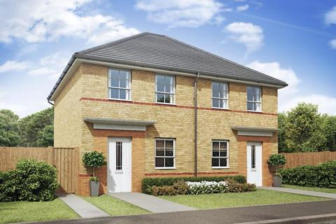 2 bedroom semi-detached house for sale - Plot 42, Denford at Mortimer Park, Long Lane, Driffield, DRIFFIELD YO25