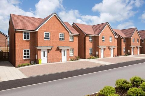 3 bedroom semi-detached house for sale - Plot 40, Palmerston at Mortimer Park, Long Lane, Driffield, DRIFFIELD YO25