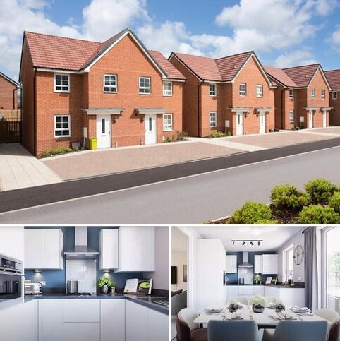 3 bedroom semi-detached house for sale - Plot 40, Palmerston at Mortimer Park, Long Lane, Driffield, DRIFFIELD YO25