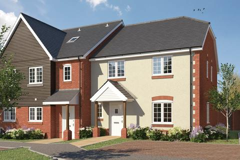 4 bedroom end of terrace house for sale - Plot 35, The Brambling at Cathedral Park, Bartholomews, Bognor Road, Chichester PO19