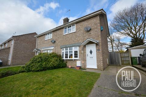 2 bedroom semi-detached house for sale - Provan Crescent, Belton, Norfolk