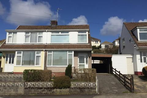 3 bedroom semi-detached house for sale - St. David Drive, Killay, Swansea
