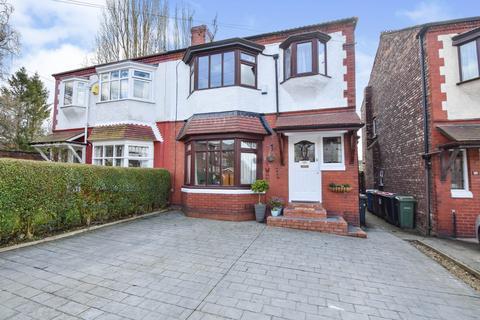 3 bedroom semi-detached house for sale - Nevile Road, Salford, M7