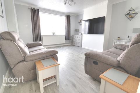 3 bedroom terraced house for sale - Harmer Road, Norwich