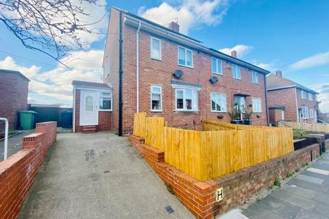 2 bedroom semi-detached house for sale - HELVELLYN ROAD, HILLVIEW, SUNDERLAND SOUTH