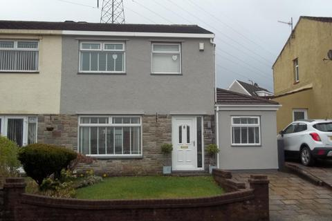 3 bedroom semi-detached house for sale - Canterbury Road, Beaufort, Ebbw Vale