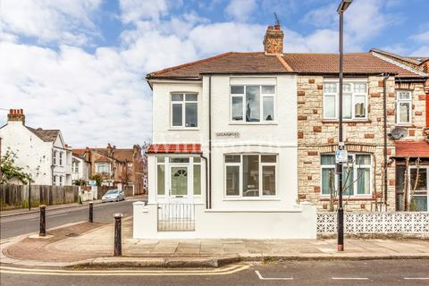 3 bedroom end of terrace house for sale - Sirdar Road, London, N22