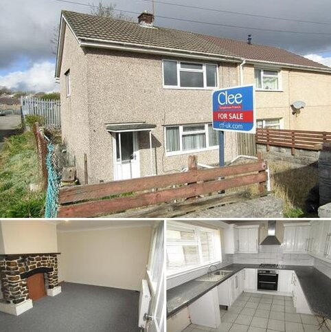 2 bedroom semi-detached house for sale - Heol Cefni, Morriston, Swansea, City And County of Swansea.