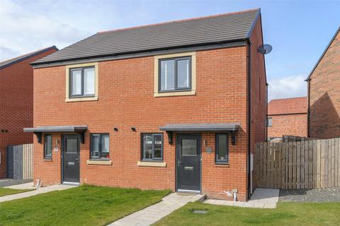 2 bedroom semi-detached house for sale - Spilsby Crescent, St Nicholas Manor, Cramlington, Northumberland, NE23