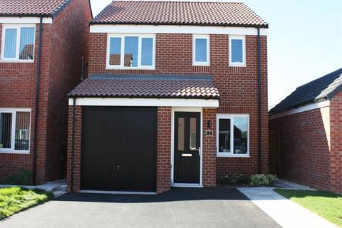 3 bedroom detached house for sale - Plot 107, The Rufford at Alderman Park, Mansfield Road, Hasland S41