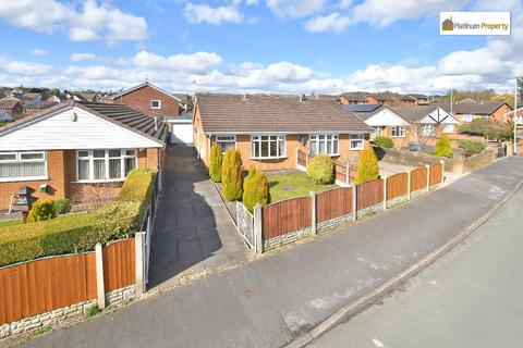 2 bedroom semi-detached bungalow for sale - Helston Avenue, Weston Park, Stoke-on-Trent, ST3 5TN