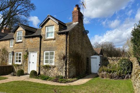 3 bedroom cottage for sale - Rose Cottage, 2 Cawton Road, Gilling East, YO62 4JG