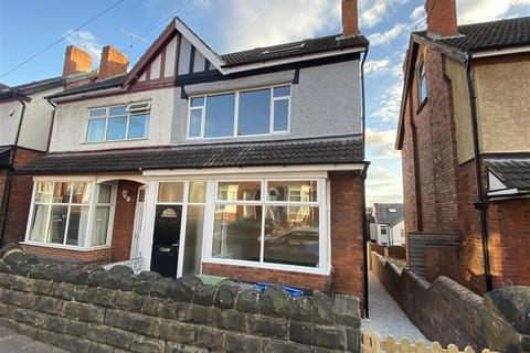 4 bedroom semi-detached house for sale - Spring Bank Road, Chesterfield, S40 1NL