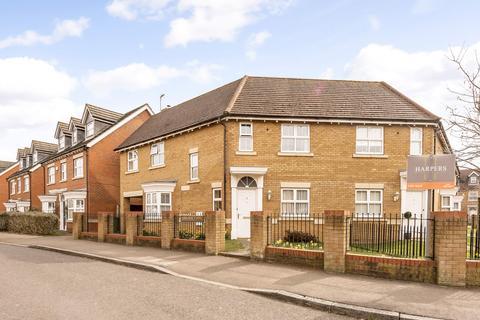 3 bedroom end of terrace house for sale - Hemlock Close, Weston Turville
