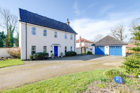6 bedroom detached house for sale - Market Street, East Harling