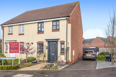 3 bedroom semi-detached house for sale - Deansleigh, Lincoln, LN1