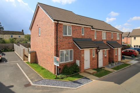 3 bedroom end of terrace house for sale - Beech Road, Cranbrook