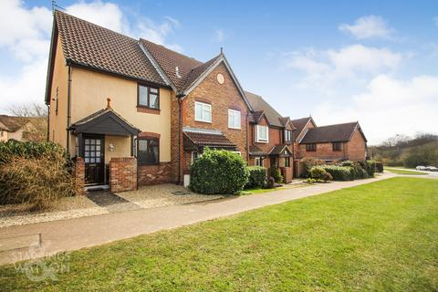 2 bedroom end of terrace house for sale - Pendlesham Rise, Thorpe Marriott, Norwich