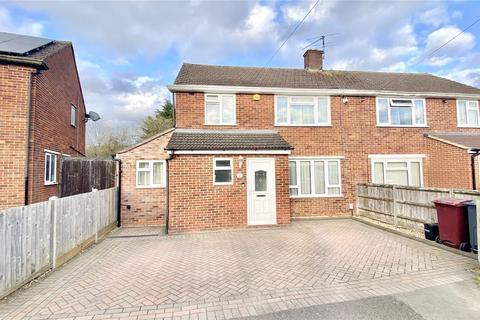 4 bedroom semi-detached house for sale - Gainsborough Road, Reading, Berkshire, RG30