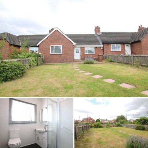 2 bedroom terraced bungalow to rent - 23 North Cresent