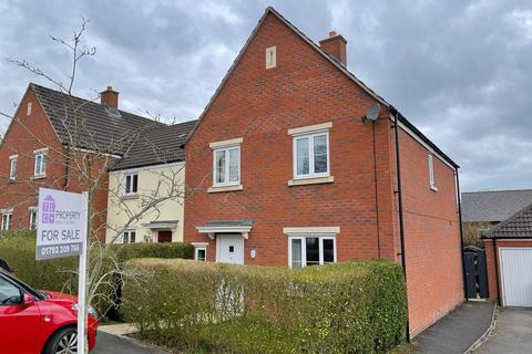 4 bedroom semi-detached house for sale - Cossor Road, Pewsey, Wiltshire, SN9 5HX