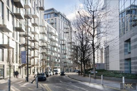 Studio to rent - 9 Arrival Square, Vaughan Way, Wapping, London, E1W 2AA