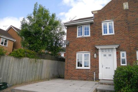 3 bedroom semi-detached house to rent - Clos Celyn, Barry,
