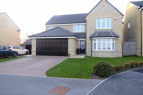 4 bedroom detached house for sale - Moorbank Drive, Shelf