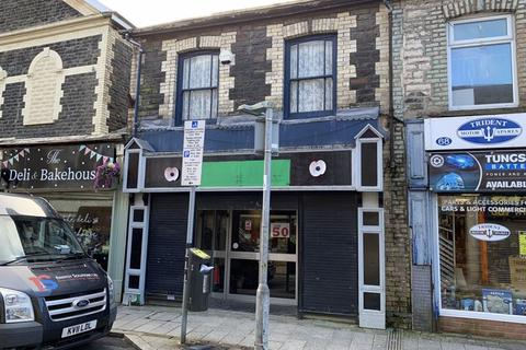 Retail property (high street) for sale - Hannah Street, Porth, CF39 9PY