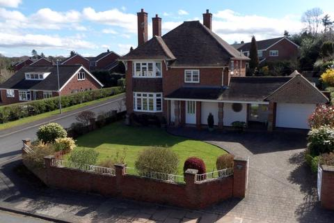 5 bedroom detached house for sale - Leyfield Road,Trentham