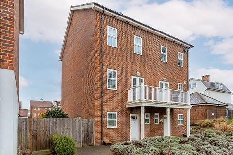 4 bedroom semi-detached house for sale - Beaumont Drive, Worcester Park, KT4